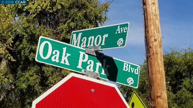 Oak Park Blvd, Pleasant Hill, CA 94523 (#40845082) :: J. Rockcliff Realtors