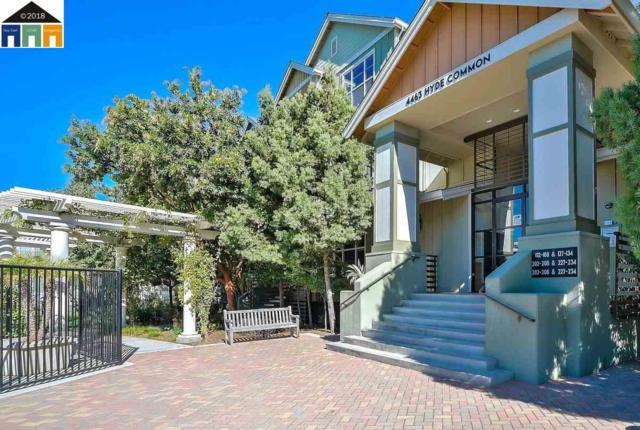 4463 Hyde Common. #220, Fremont, CA 94538 (#40845216) :: Armario Venema Homes Real Estate Team