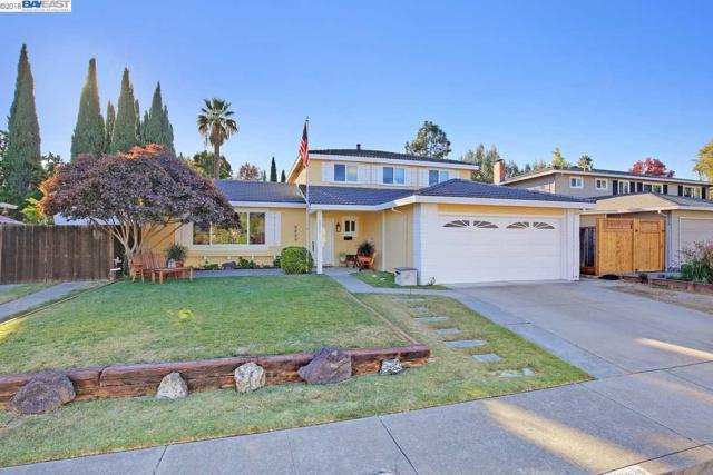 2221 Via Espada, Pleasanton, CA 94566 (#40845283) :: Armario Venema Homes Real Estate Team