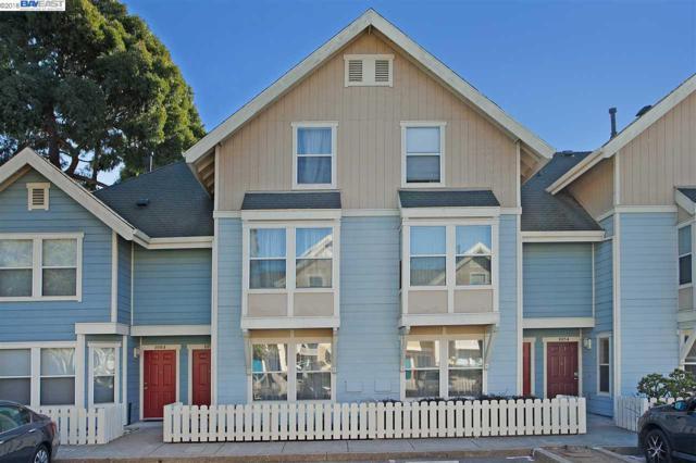 1074 Santa Maria Ct, Oakland, CA 94601 (#40845593) :: Armario Venema Homes Real Estate Team