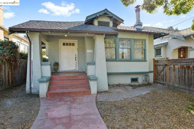 819 59Th St, Oakland, CA 94608 (#40845632) :: Estates by Wendy Team