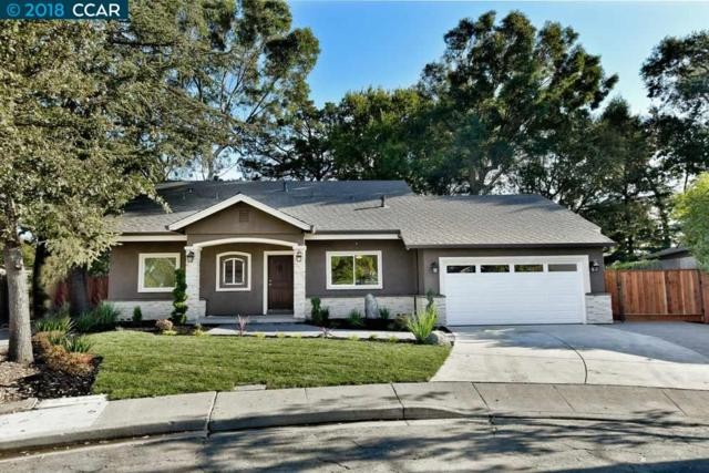 28 Horten Ct, Pleasant Hill, CA 94523 (#40845692) :: Estates by Wendy Team