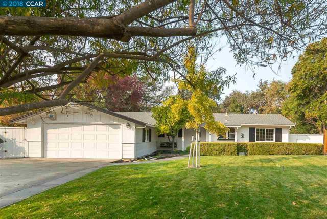 124 Greenwood Cir, Walnut Creek, CA 94597 (#40846357) :: Estates by Wendy Team