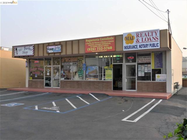 17 W 18Th St, Antioch, CA 94509 (#40846458) :: Armario Venema Homes Real Estate Team