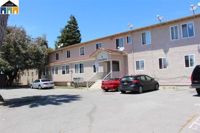 2520 Ohio Avenue, Richmond, CA 94804 (#40846833) :: Armario Venema Homes Real Estate Team