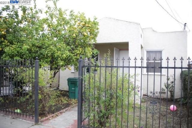 1236 76Th Ave, Oakland, CA 94621 (#40847003) :: Armario Venema Homes Real Estate Team