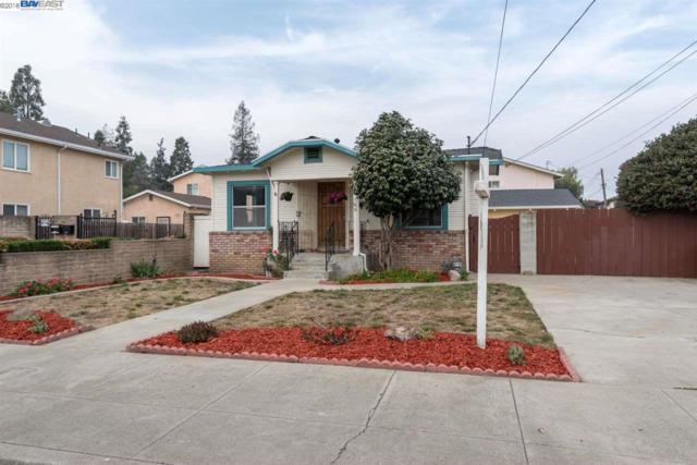 160 Medford Ave, Hayward, CA 94541 (#40847058) :: Armario Venema Homes Real Estate Team