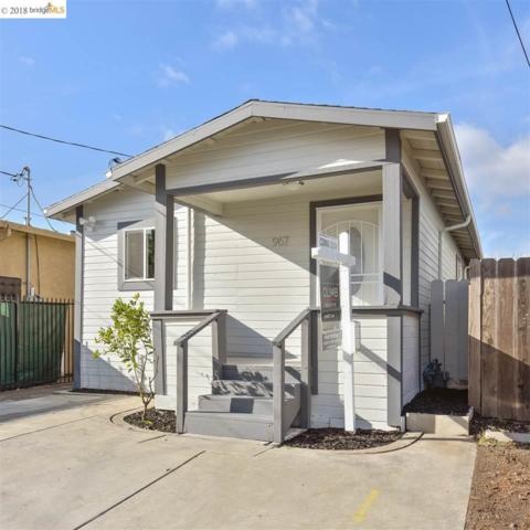 967 72nd Ave, Oakland, CA 94621 (#40847133) :: Armario Venema Homes Real Estate Team