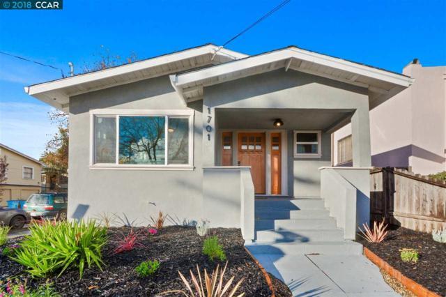 1701 62nd St, Berkeley, CA 94703 (#40847242) :: Armario Venema Homes Real Estate Team