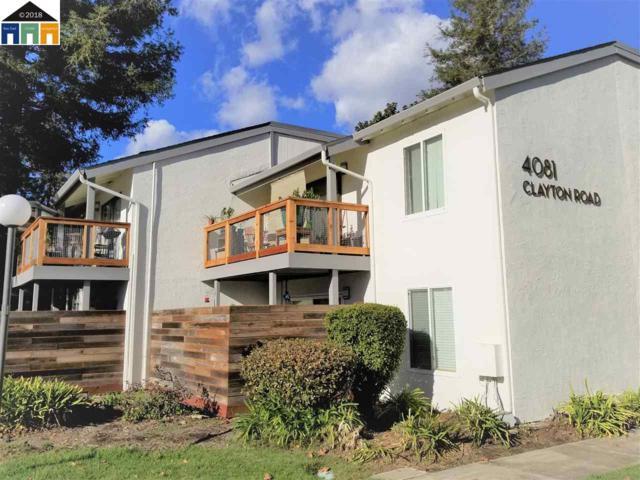 4081 Clayton Rd #328, Concord, CA 94521 (#40847302) :: Armario Venema Homes Real Estate Team