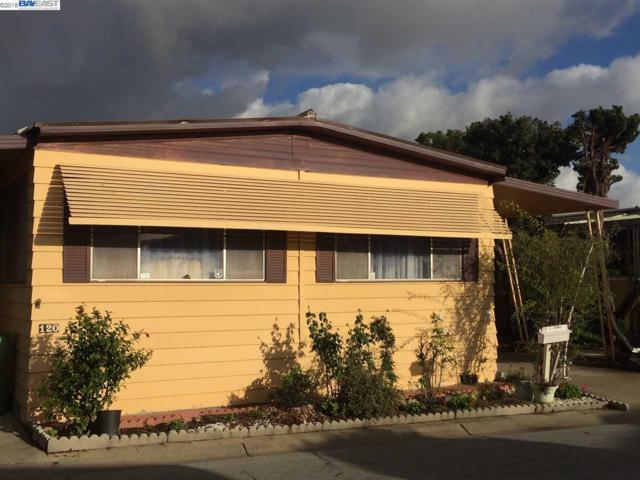1150 W Winton Ave #120, Hayward, CA 94545 (#40847349) :: Armario Venema Homes Real Estate Team