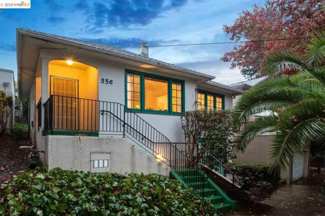 556 El Dorado Ave, Oakland, CA 94611 (#40847469) :: Armario Venema Homes Real Estate Team