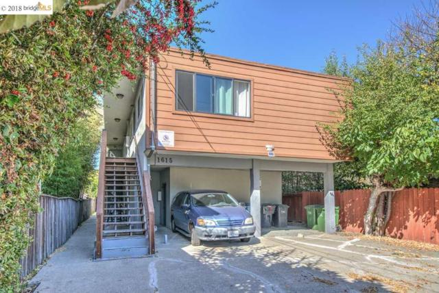 1615 Parker Street, Berkeley, CA 94703 (#40847479) :: Armario Venema Homes Real Estate Team