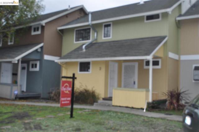 7400 Rudsdale St D, Oakland, CA 94621 (#40847503) :: Armario Venema Homes Real Estate Team
