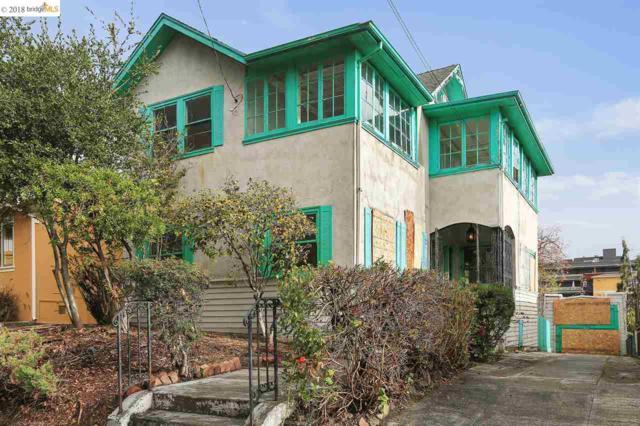 5126 Coronado Ave, Oakland, CA 94618 (#40847569) :: The Grubb Company