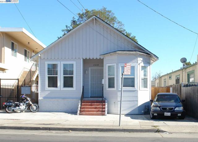 2638 35th Ave, Oakland, CA 94619 (#40847609) :: Armario Venema Homes Real Estate Team
