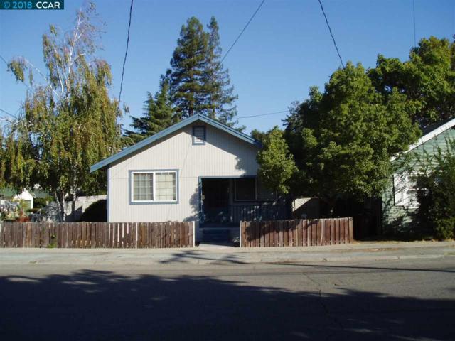 401 F St, Martinez, CA 94553 (#40847896) :: Blue Line Property Group