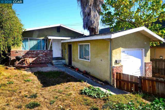 1058 Plaza Dr, Martinez, CA 94553 (#40847977) :: Blue Line Property Group