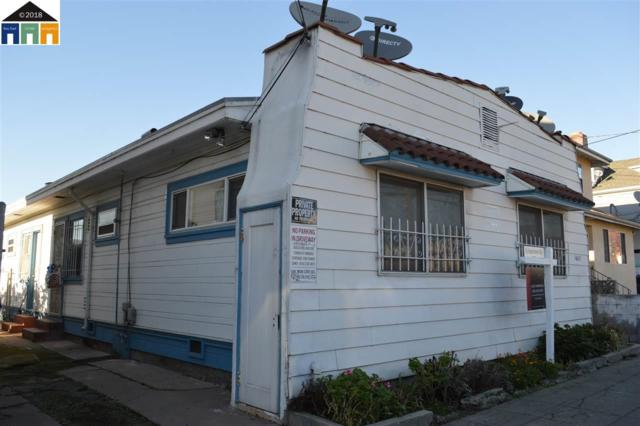 1615 34th Ave, Oakland, CA 94601 (#40847990) :: Armario Venema Homes Real Estate Team