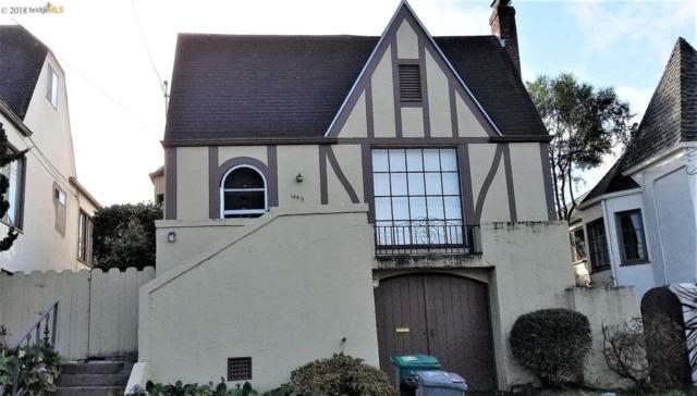1445 Allman Street, Oakland, CA 94602 (#40848022) :: Armario Venema Homes Real Estate Team