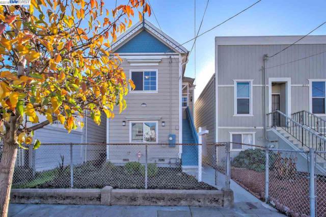 847 30th St, Oakland, CA 94608 (#40848183) :: The Grubb Company
