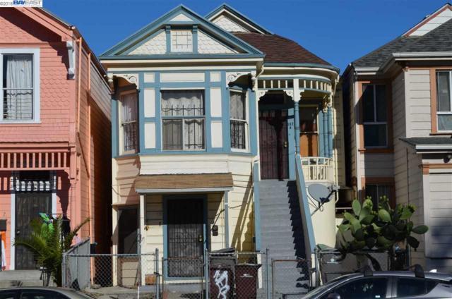 182 6Th St, Oakland, CA 94607 (#40848226) :: The Grubb Company