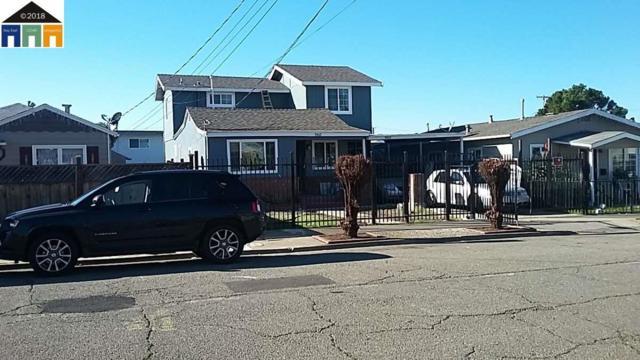 9869 Toler Ave, Oakland, CA 94603 (#40848229) :: The Grubb Company