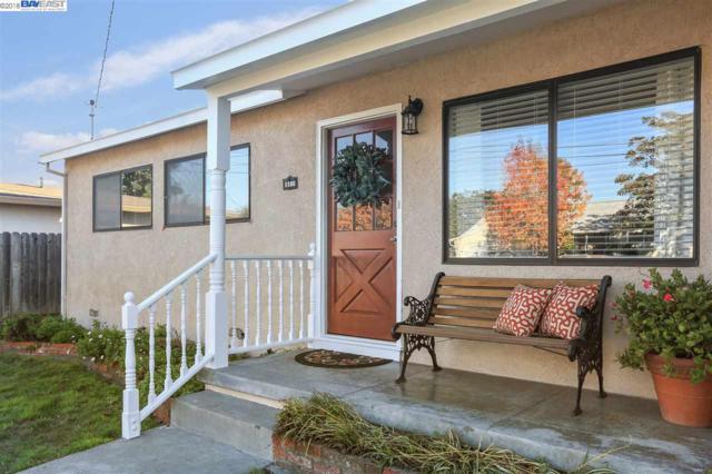 1190 Raleigh Pl, Hayward, CA 94544 (#40848239) :: The Grubb Company