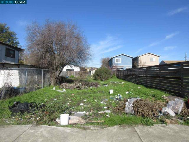 236 Vernon Ave, Richmond, CA 94801 (#40848543) :: Armario Venema Homes Real Estate Team