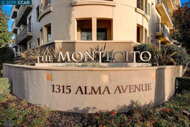 1315 Alma Drive #314, Walnut Creek, CA 94596 (#40849923) :: Armario Venema Homes Real Estate Team