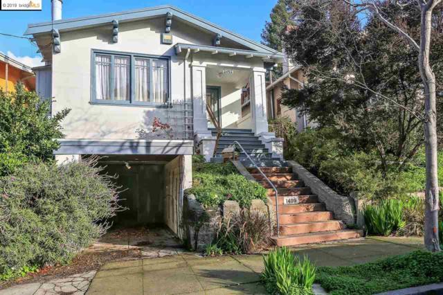1409 Bonita Ave, Berkeley, CA 94709 (#40850050) :: Armario Venema Homes Real Estate Team