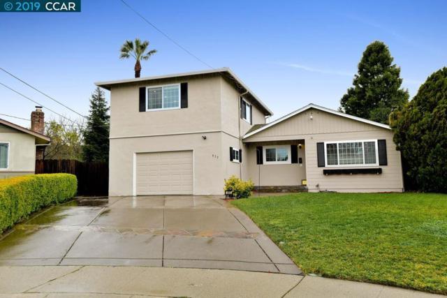 917 Graney Ct, Concord, CA 94518 (#40850431) :: J. Rockcliff Realtors