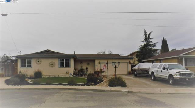 883 Brennan Way, Livermore, CA 94550 (#40850543) :: Armario Venema Homes Real Estate Team