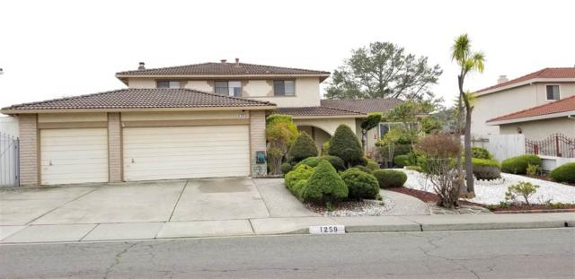 1259 Fascination Cir, El Sobrante, CA 94803 (#40850573) :: Armario Venema Homes Real Estate Team
