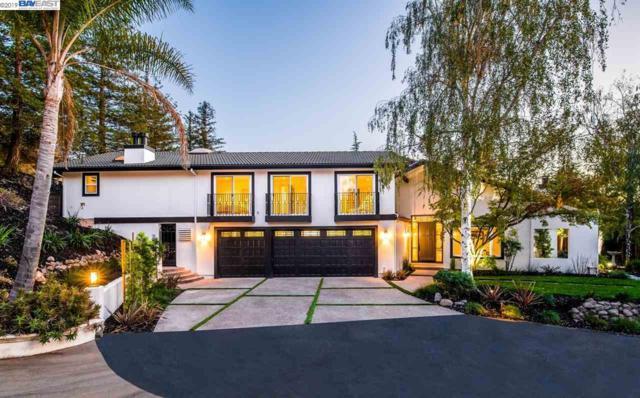 245 Las Quebradas, Alamo, CA 94507 (#40850650) :: Armario Venema Homes Real Estate Team