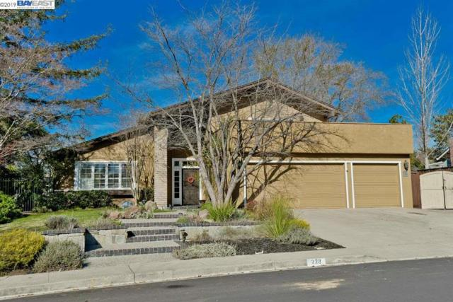 228 Saint Christopher Dr, Danville, CA 94526 (#40850963) :: Armario Venema Homes Real Estate Team