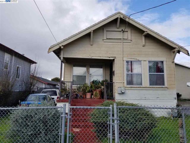 1293 83rd Ave, Oakland, CA 94621 (#40851943) :: Armario Venema Homes Real Estate Team
