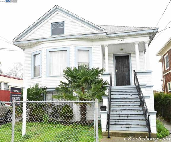 1045 59th, Oakland, CA 94608 (#40852033) :: Armario Venema Homes Real Estate Team