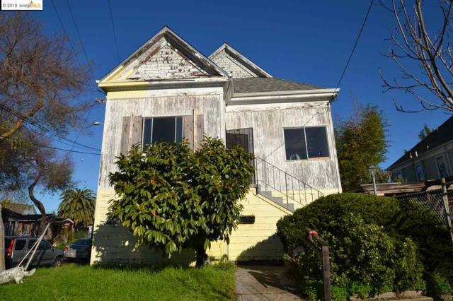1821 Woolsey St, Berkeley, CA 94703 (#40852079) :: Armario Venema Homes Real Estate Team