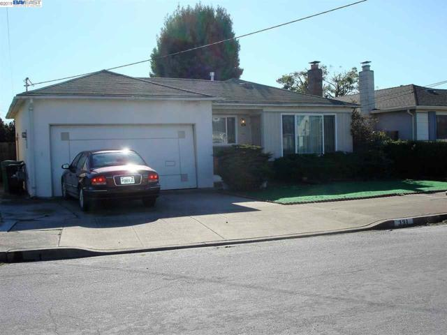 331 Ambrose Ct, Hayward, CA 94544 (#40852109) :: Armario Venema Homes Real Estate Team