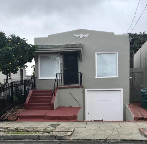 1758 100th Ave., Oakland, CA 94603 (#40852420) :: Armario Venema Homes Real Estate Team