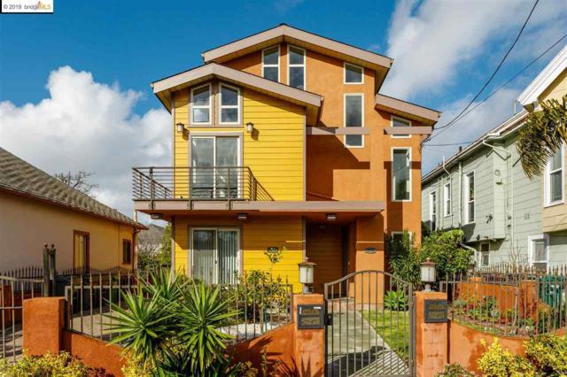 976 Stanford Ave, Oakland, CA 94608 (#40852807) :: Armario Venema Homes Real Estate Team