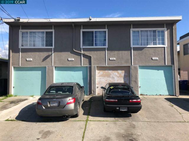 436 S 17Th St, Richmond, CA 94804 (#40853134) :: Armario Venema Homes Real Estate Team