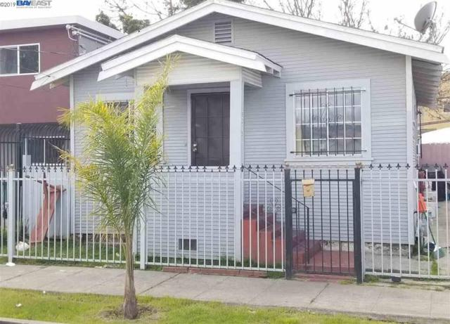 6215 Eastlawn St, Oakland, CA 94621 (#40853341) :: Armario Venema Homes Real Estate Team