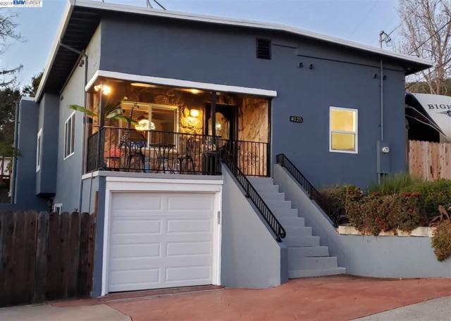 4125 Kuhnle Ave, Oakland, CA 94605 (#40853352) :: Armario Venema Homes Real Estate Team
