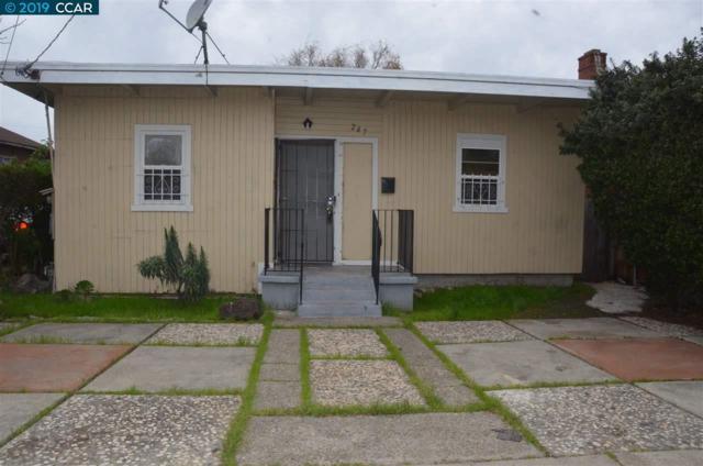 247 Civic Center St, Richmond, CA 94804 (#40853384) :: Armario Venema Homes Real Estate Team