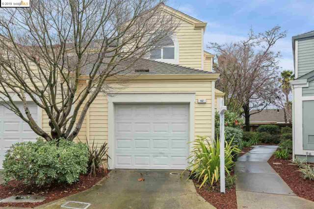 42 Oak Park Drive, Alameda, CA 94502 (#40853478) :: The Grubb Company