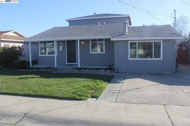 15388 Edgemoor St, San Leandro, CA 94579 (#40853822) :: The Grubb Company