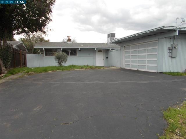 1766 Ravenwood Dr, Concord, CA 94520 (#40853859) :: The Grubb Company