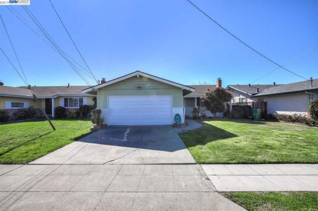 820 Barker Ave, Hayward, CA 94541 (#40853936) :: The Grubb Company